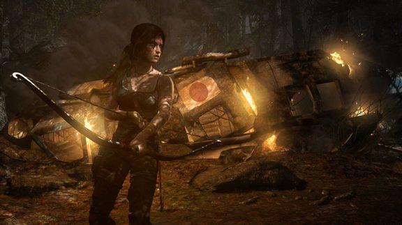 Alla fine qualcosa (due cose?) della vecchia Lara l'ha, no?