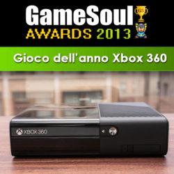 Gioco dell'anno Xbox 360 – GameSoul Awards