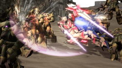 Gundam incontra Dynasty Warriors su Playstation 3