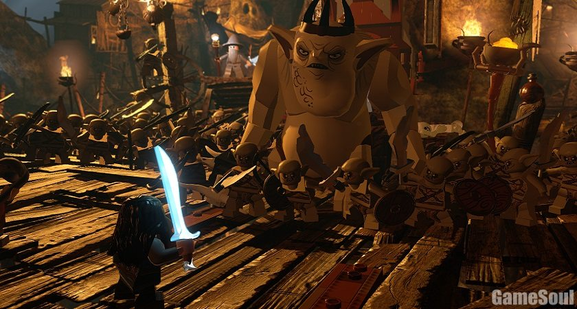 LEGO Lo Hobbit Text 14