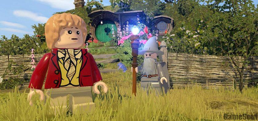 LEGO Lo Hobbit Text 4