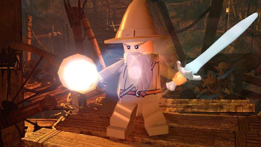 LEGO Lo Hobbit Text 8