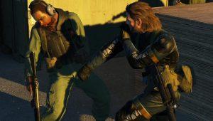 Metal Gear Solid V: Ground Zeroes video del lancio parigino