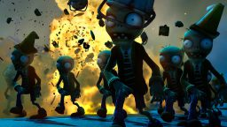 Plants vs. Zombies: Garden Warfare – gameplay in compagnia di Major Nelson