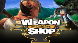 LEVEL-5 rilascia Weapon Shop de Omasse per Nintendo 3DS