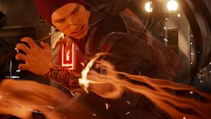 Un video per le attività da cattivo di inFamous: Second Son