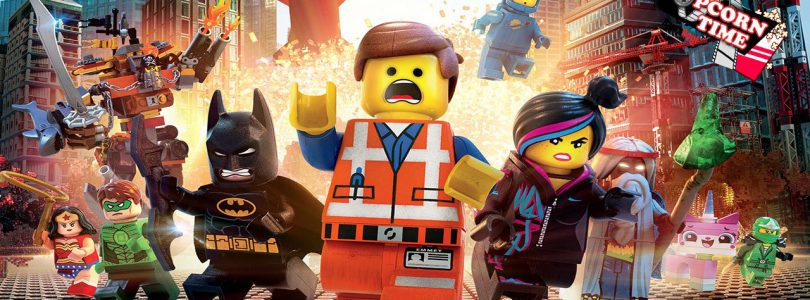 Popcorn Time: The LEGO Movie
