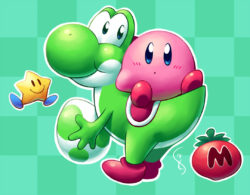 A voi la release date di Kirby Triple Deluxe!