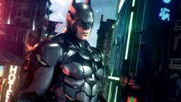 Ecco i primi screenshot di Batman: Arkham Knight