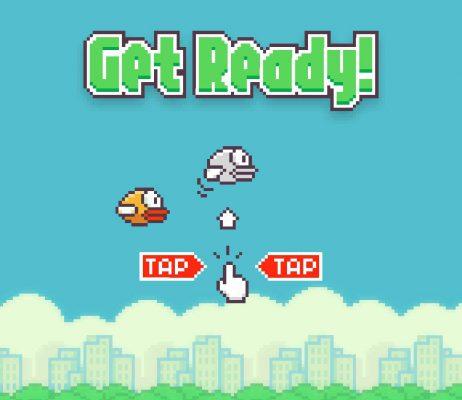 Tre tubi sopra il cielo… (la storia di Flappy Bird)