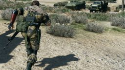 Metal Gear Solid V: The Phantom Pain – Video Gameplay Pre-E3