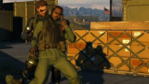 Metal Gear Solid V: Ground Zeroes – trailer di lancio