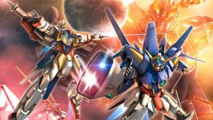 Teaser trailer per Gundam Try Age SP