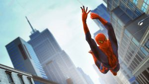 Peter Parker giocabile in The Amazing Spider-Man 2
