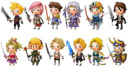 La compilation di Final Fantasy VII: un nuovo trailer per Theatrhythm