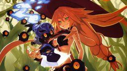Arriva in Italia The Witch and the Hundred Knight