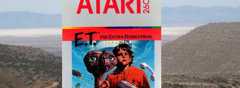 Le cartucce sotterrate di E.T. sono realtà!