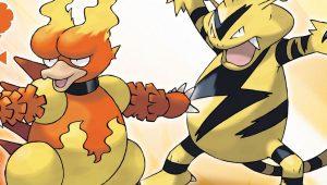 Pokemon X & Y – arrivano Magmar ed Electabuzz