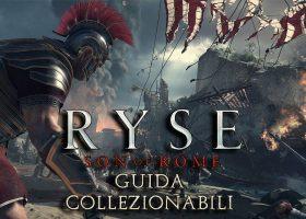 Ryse: Son of Rome – Guida ai Collezionabili II