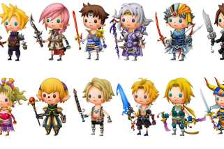 Theatrhythm Final Fantasy: Curtain Call arriva in Europa