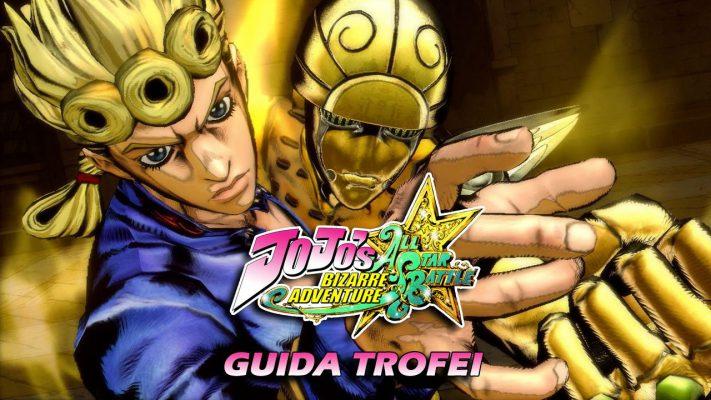 JoJo's Bizarre Adventure: All Star Battle – Guida Trofei II