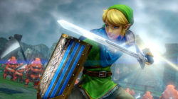 40 minuti di gameplay distruttivo per Hyrule Warriors