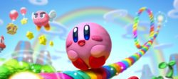 E3 2014 – Kirby and the Rainbow Course – Hands On