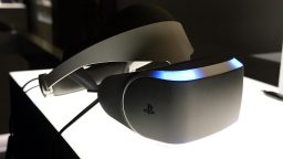 E3 2014 – Project Morpheus – Eyes on