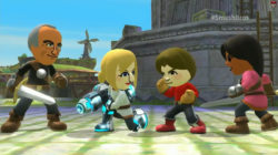 Super Smash Bros. – I nuovi Mii in un video