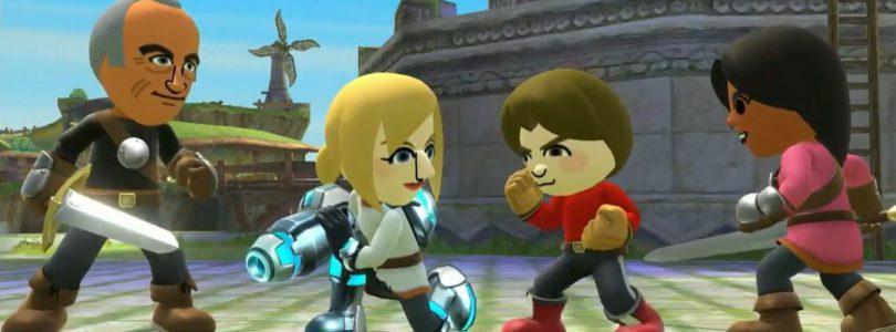 Super Smash Bros. – I nuovi Mii in un video