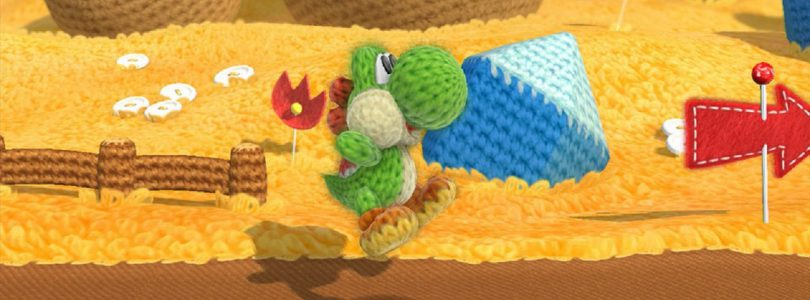 E3 2014 – Yoshi's Woolly World – Hands On