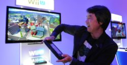 Miyamoto mostra Project Giant Robot e Project Guard