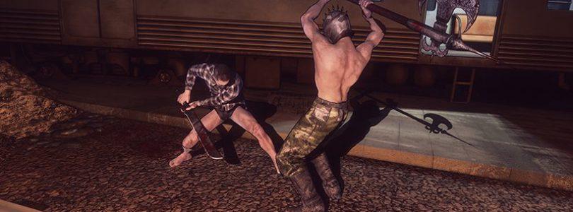 Let it Die di Suda51 in immagini dall'E3 2014!