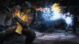 Mortal Kombat X esposto in sanguinolente immagini
