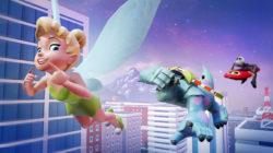 Disney Infinity 2 – Svelati Campanellino e Stitch