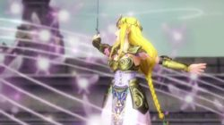 "Hyrule Warriors – Trailer ""Zelda with the Wind Waker"""