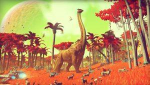 No Man's Sky: 5 miliardi di anni per vedere tutto