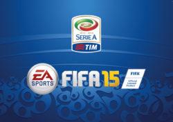 FIFA 15 e la Serie A: l'evento milanese!