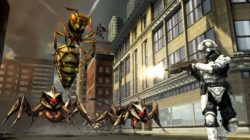 Earth Defense Force V2 arriverà su PSVita