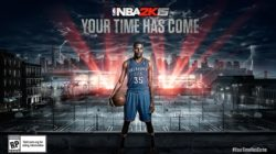 NBA 2k15 – Il primo gameplay trailer
