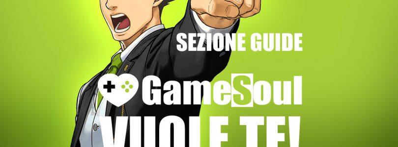 GameSoul Recluta – Sezione Guide