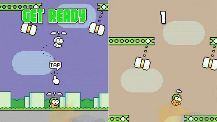 Swing Copters – nuovo gioco dal creatore di Flappy Bird