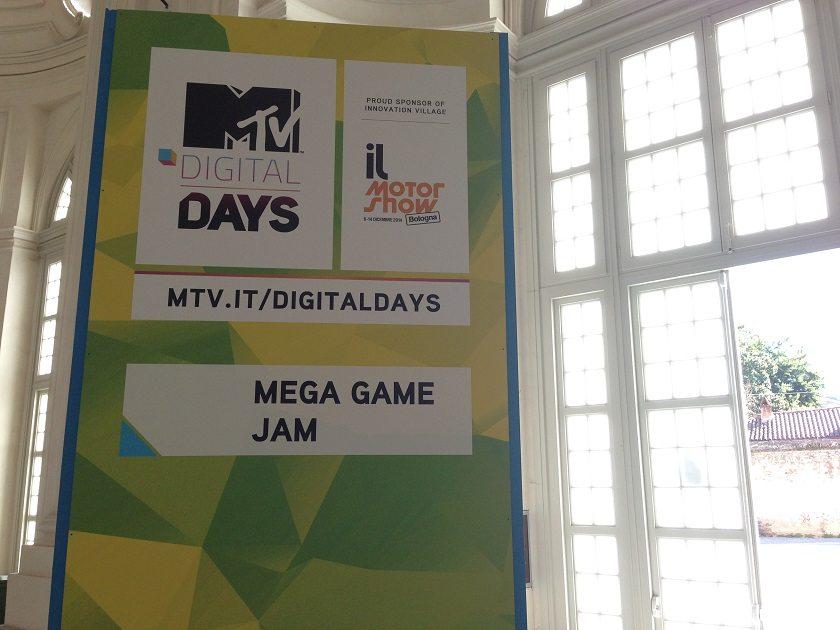 MTV Mega Game Jam 1