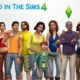 The Sims 4 Proud