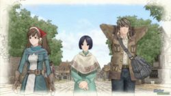 Primi screenshots di Valkyria: Azure Revolution