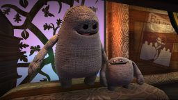 Toggle in Little Big Planet 3