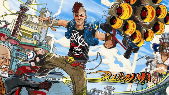 Sunset Overdrive – Recensione