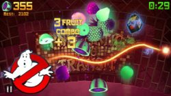 Fruit Ninja – Add-On speciali per il trentesimo anniversario di Ghostbusters