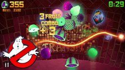Fruit Ninja – Add-On speciali per il trentesimo anniversario di Ghostbusters
