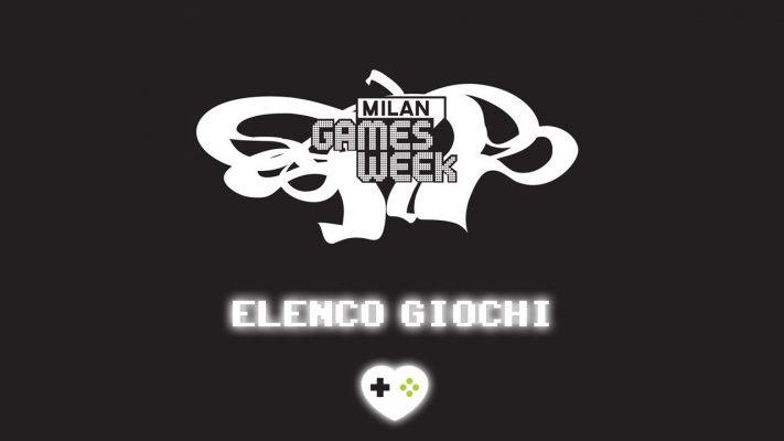 Milan Games Week 2014 – Tutti i giochi che ci saranno